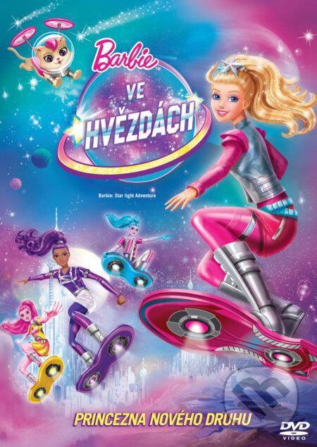 Barbie: Ve hvězdách DVD