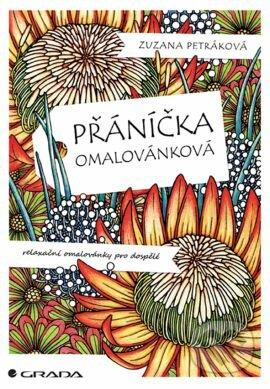Přáníčka omalovánková - Zuzana Petráková