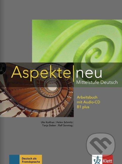 Aspekte neu B1+ Arbeitsbuch + CD - Náhled učebnice