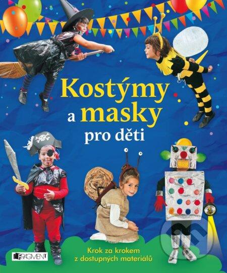 Kostýmy a masky pro děti - Irene Mazza