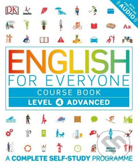 English for Everyone: Course Book - Advanced -