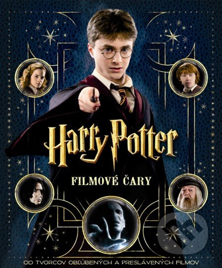 Harry Potter - Filmové čary - Brian Sibley