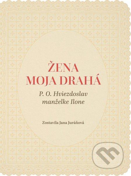 Žena moja drahá - Jana Juráňová (editor)