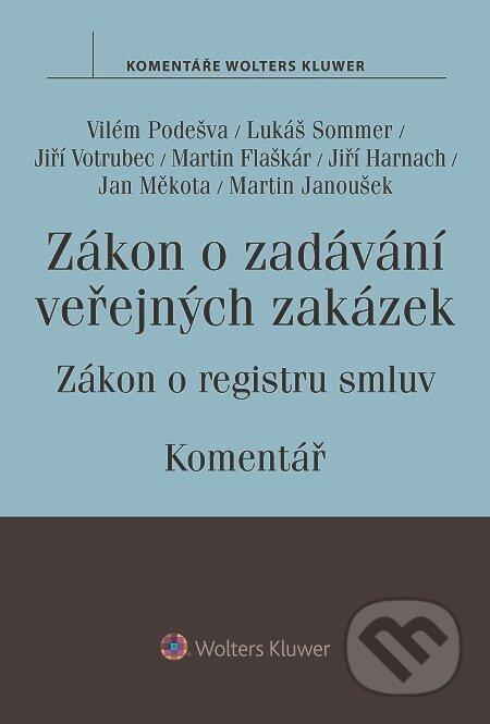 Zákon o zadávání veřejných zakázek - kolektív