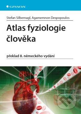 Atlas fyziologie člověka, 8 vydání - Náhled učebnice