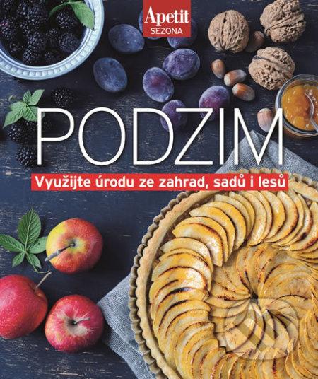 Podzim - kuchařka z edice Apetit -