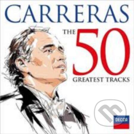 Jose Carreras: 50 greatsest track - Jose Carreras