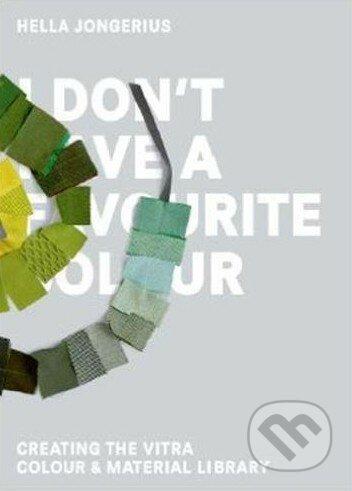 I Don\'t Have a Favourite Colour - Hella Jongerius