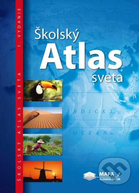 Školský atlas sveta -
