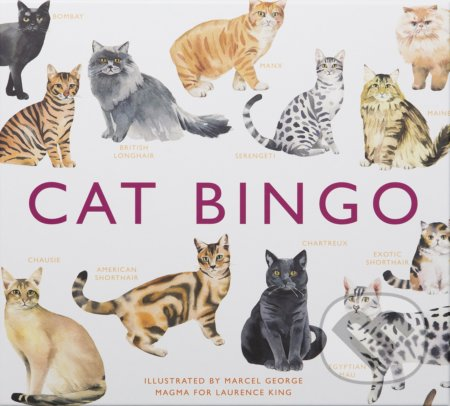 Cat Bingo - Marcel George