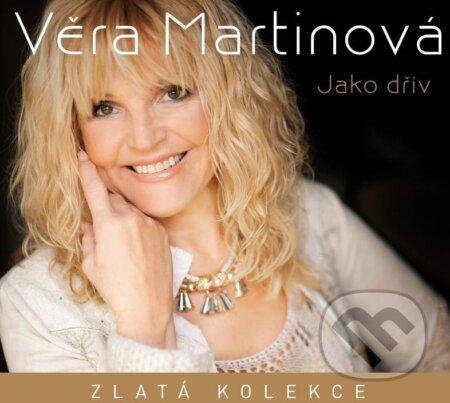 Věra Martinová: Zlatá kolekce (Jako dřív) - Věra Martinová