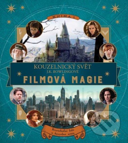 Kouzelnický svět J.K. Rowlingové: Filmová magie - Jody Revenson