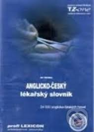 Anglicko-český lékařský slovník - Jiří Vedral