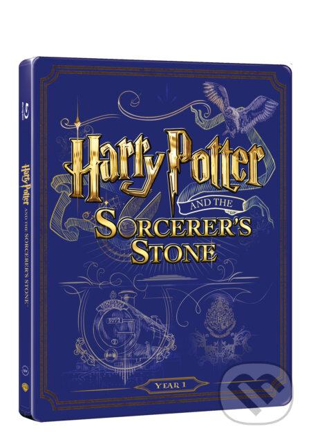 Harry Potter a kámen mudrců Steelbook STEELBOOK