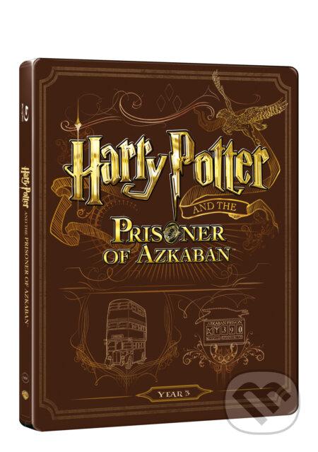 Harry Potter a vězeň z Azkabanu Steelbook STEELBOOK