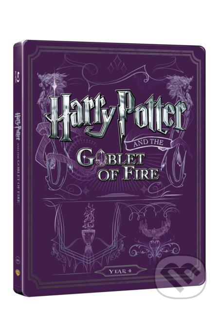 Harry Potter a ohnivý pohár Steelbook STEELBOOK
