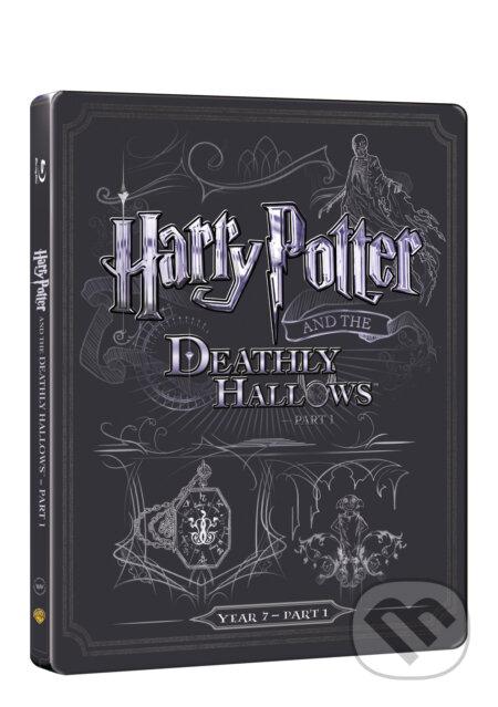 Harry Potter a Relikvie smrti - část 1. Steelbook STEELBOOK