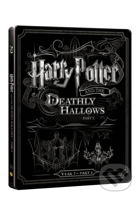 Harry Potter a Relikvie smrti - část 2. Steelbook STEELBOOK