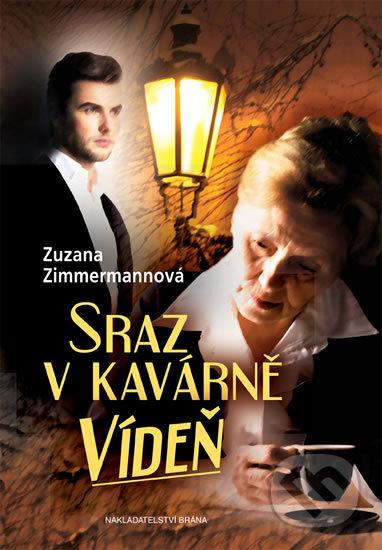 Sraz v kavárně Vídeň - Zuzana Zimmermannová