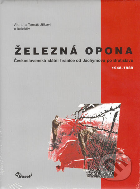 Železná opona - Alena Jílková, Tomáš Jílek