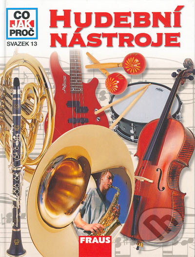 Hudební nástroje -