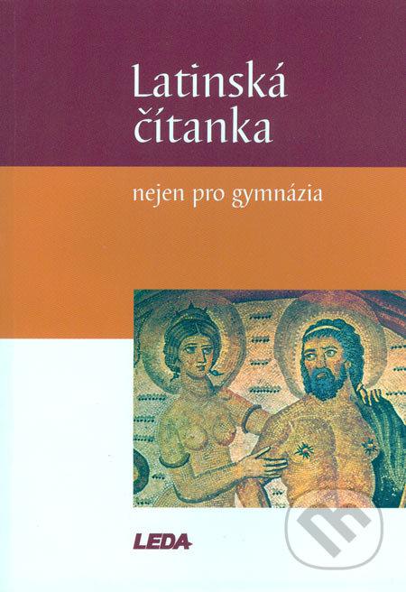 Latinská čítanka - Jiří Pech