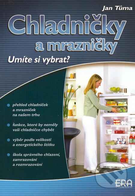 Chladničky a mrazničky - Jan Tůma