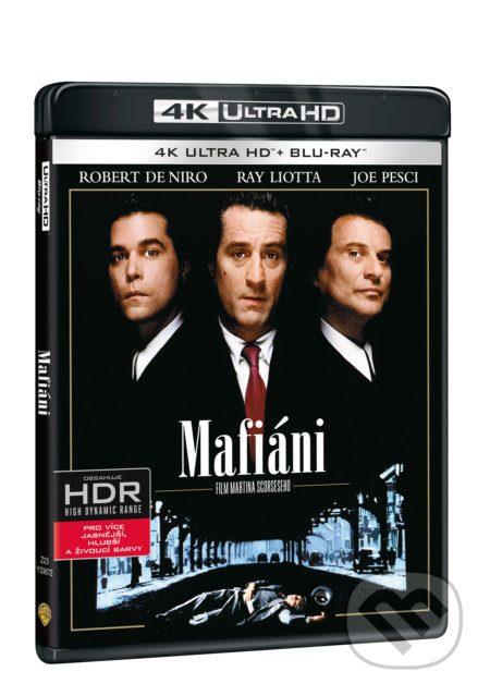 Mafiáni Ultra HD Blu-ray ULTRAHDBLU-RAY