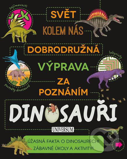 Dobrodružná výprava za poznáním: Dinosauři -