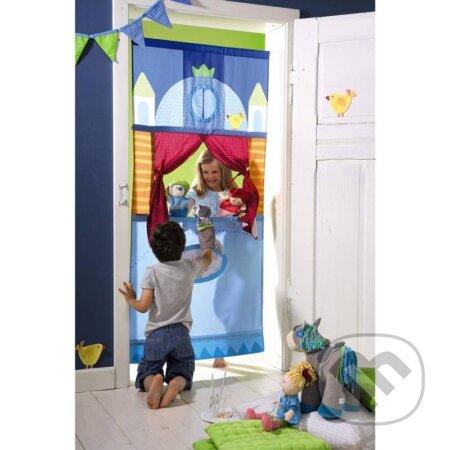 Závesné bábkové divadlo -