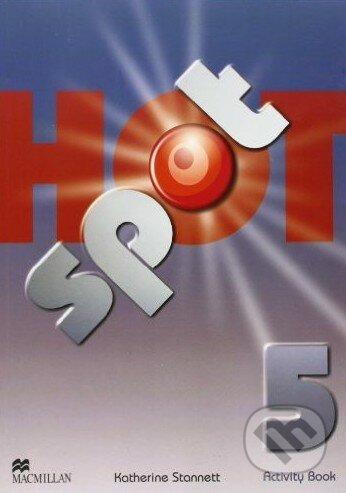 Hot Spot 5 - Activity Book - Katherine Stannett