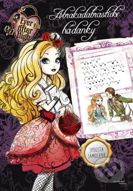 Ever After High: Abrakadabrastické hádanky -