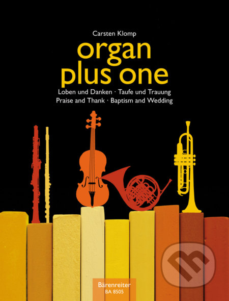 Organ plus one - Carsten Klomp