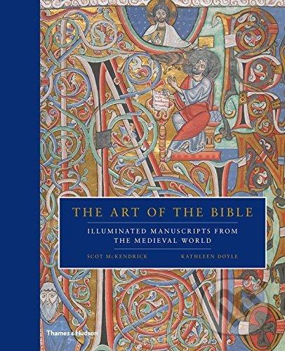 The Art of the Bible - Scot McKendrick