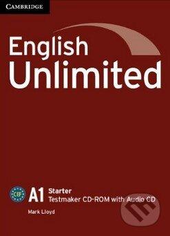 English Unlimited- Starter Testmaker - CD-ROM with Audio CD - Mark Lloyd