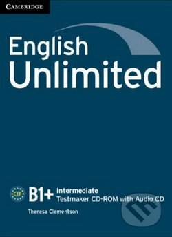 English Unlimited- Intermediate - Testmaker CD-ROM with Audio CD - Theresa Clementson