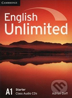 English Unlimited - Starter - Class Audio CDs - Adrian Doff