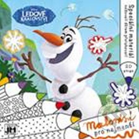 Olaf - malování pro nejmenší -