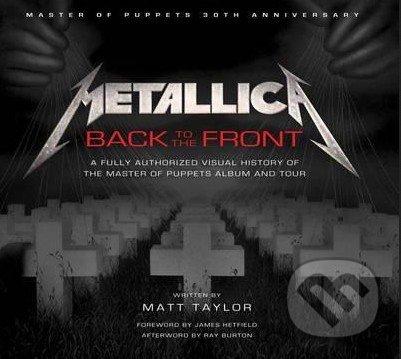 Metallica - Matt Taylor