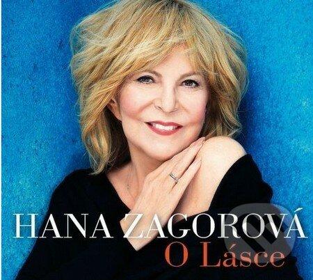 Hana Zagorová: O Lásce LP - Hana Zagorová