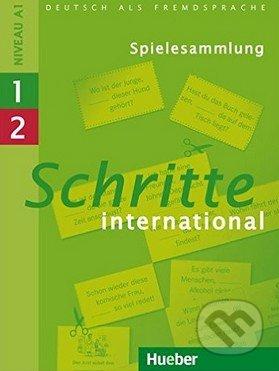 Schritte International 1/2: Spielesammlung - Cornelia Klepsch