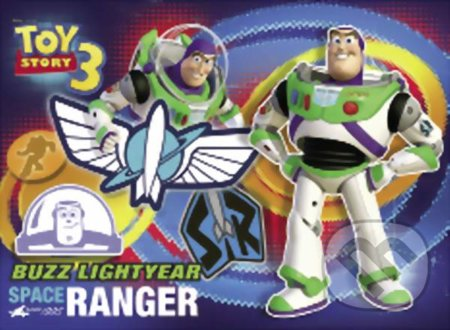 Toy story 3 Buzz Lightyear -