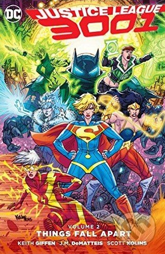 Justice League 3001 (Volume 2) - Keith Giffen