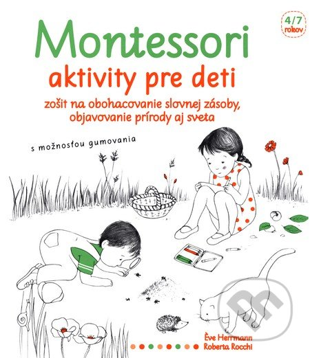Montessori - Aktivity pre deti -