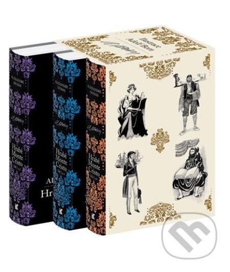 Hrabě Monte Cristo - komplet - Alexandre Dumas