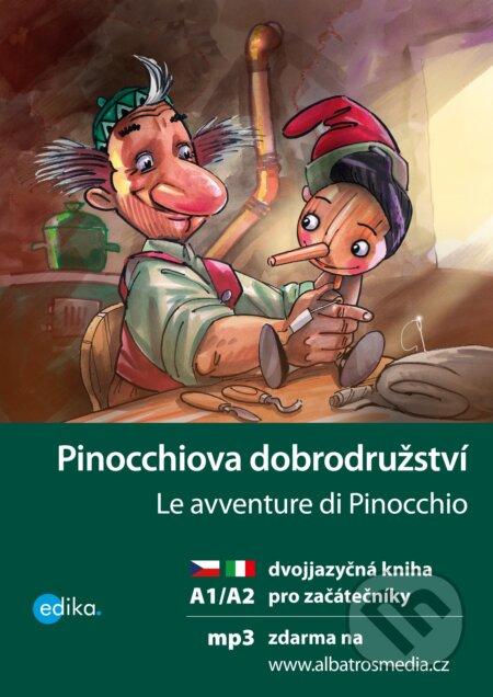 Pinocchiova dobrodružství / Le avventure di Pinocchio - Valeria De Tommaso