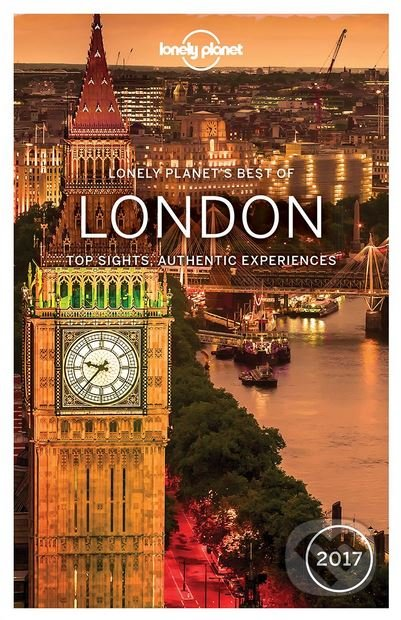 Lonely Planet\'s Best of London -