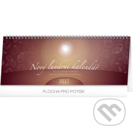 Kalendář stolní 2017 - Nový lunární kalendář -