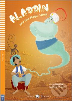 Aladdin and the Magic Lamp - Jane Cadwallader, Gustavo Mazali (ilustrácie)