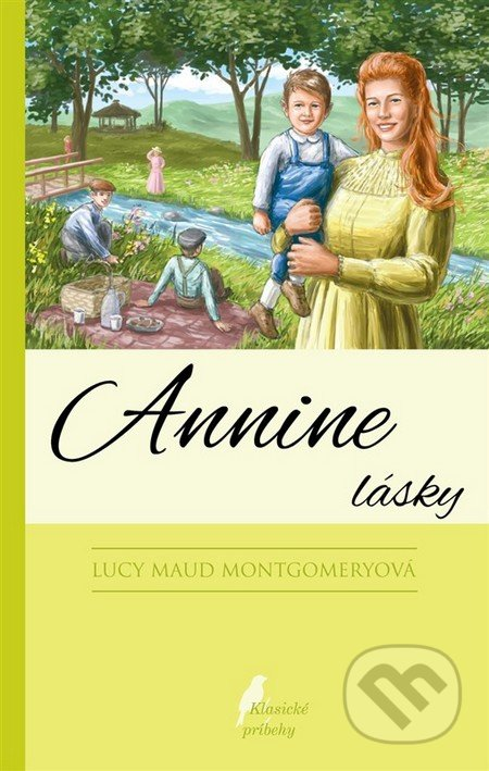 Annine lásky - Lucy Maud Montgomery